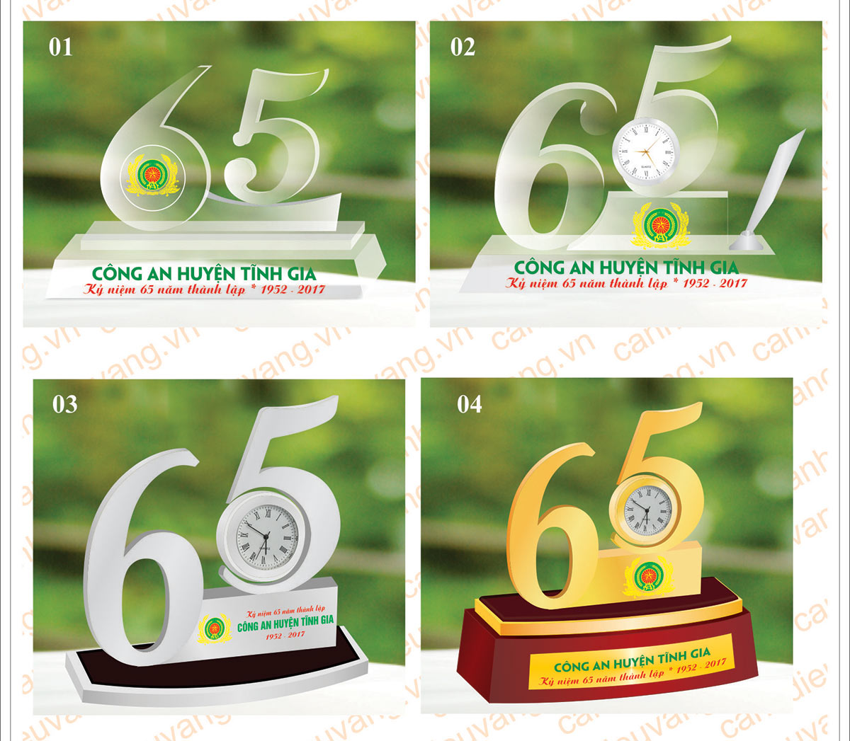 Số kỷ niệm 65 năm