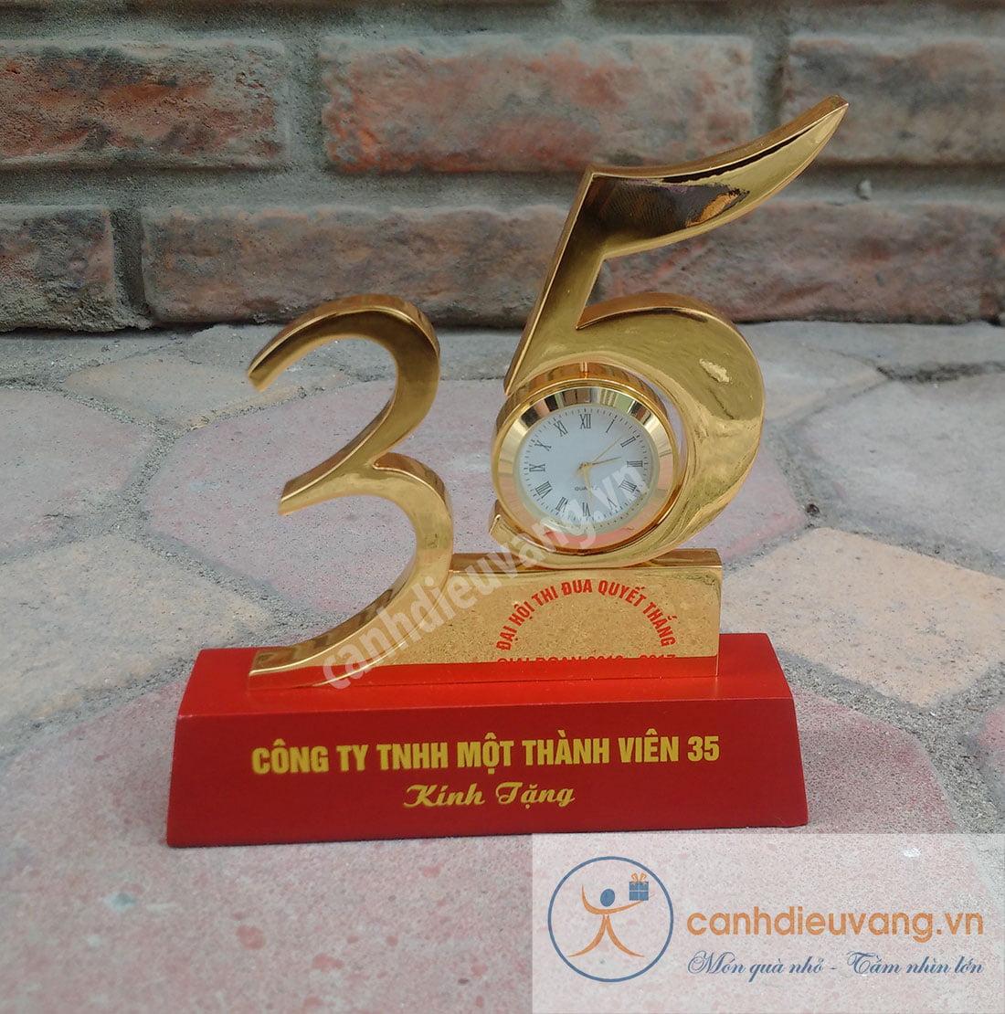 Số kỷ niệm 35 năm – 01