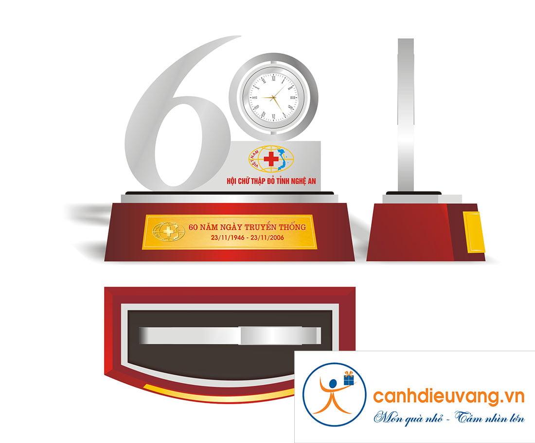 Sổ kỷ niệm 60 năm