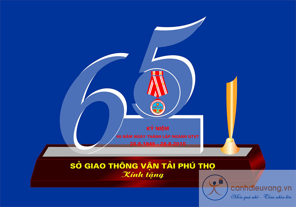 Số kỷ niệm 65 năm – 01