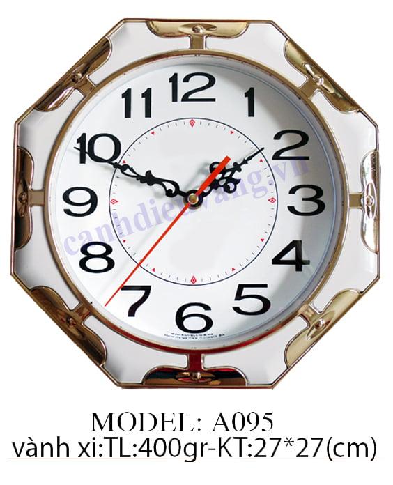 Đồng hồ treo tường A095