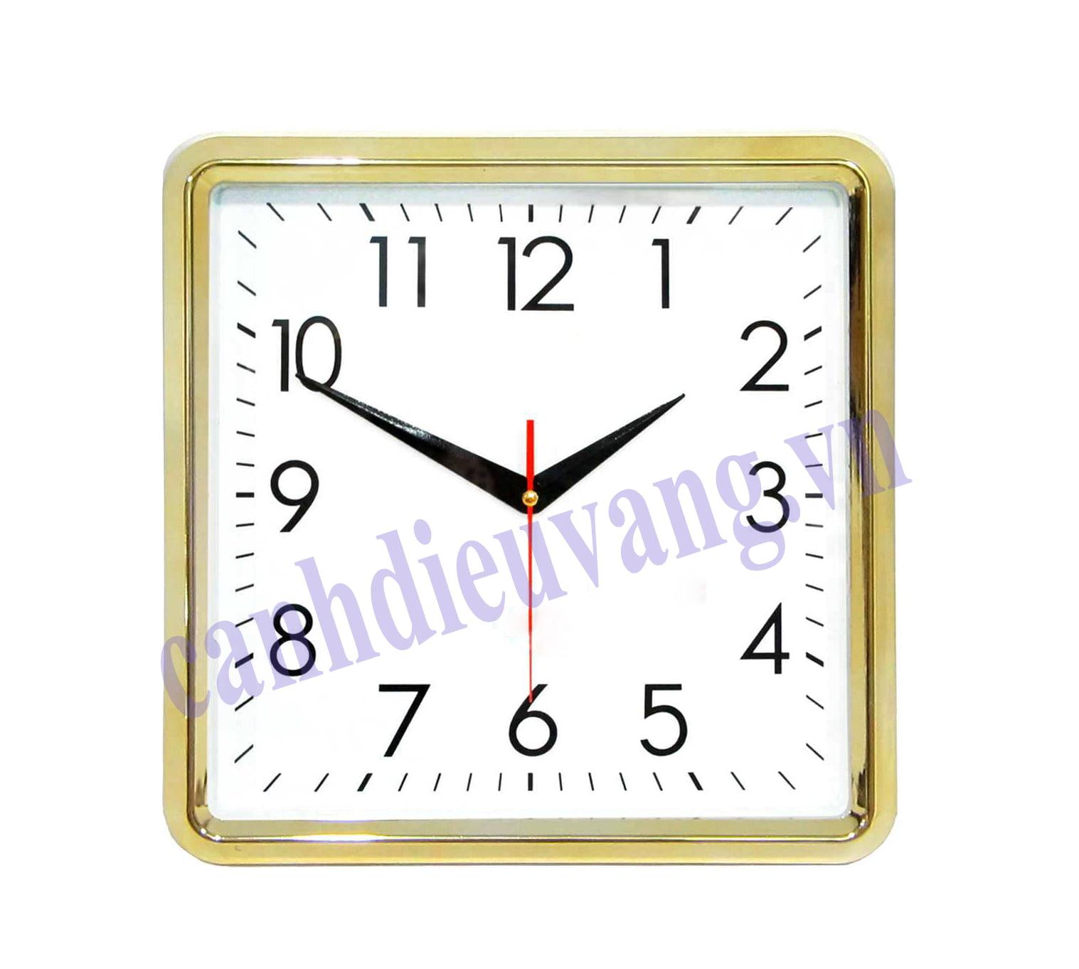 Đồng hồ treo tường B440