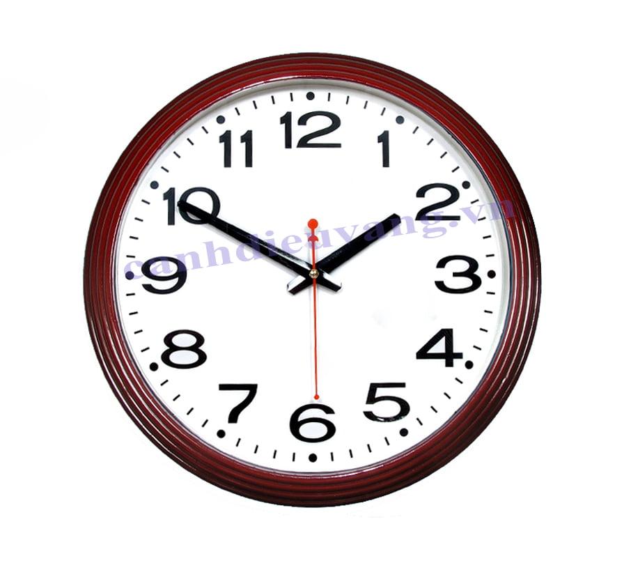 Đồng hồ treo tường B300