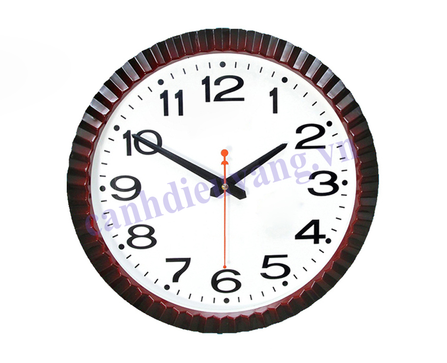 Đồng hồ treo tường B350