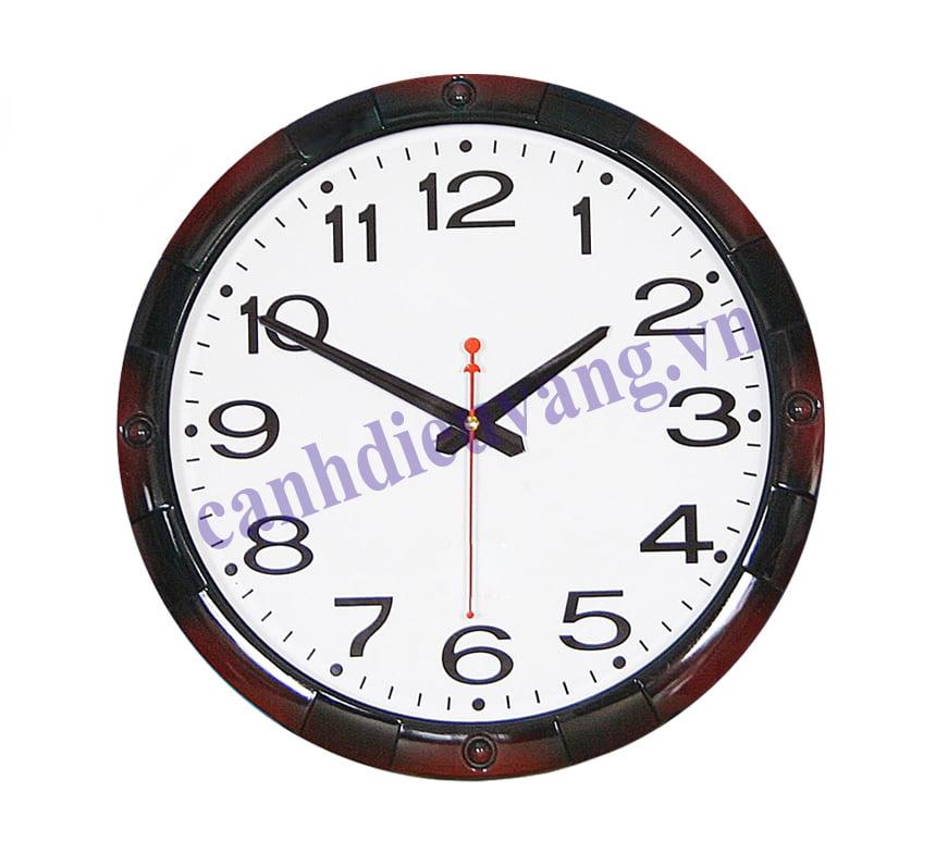 Đồng hồ treo tường B390