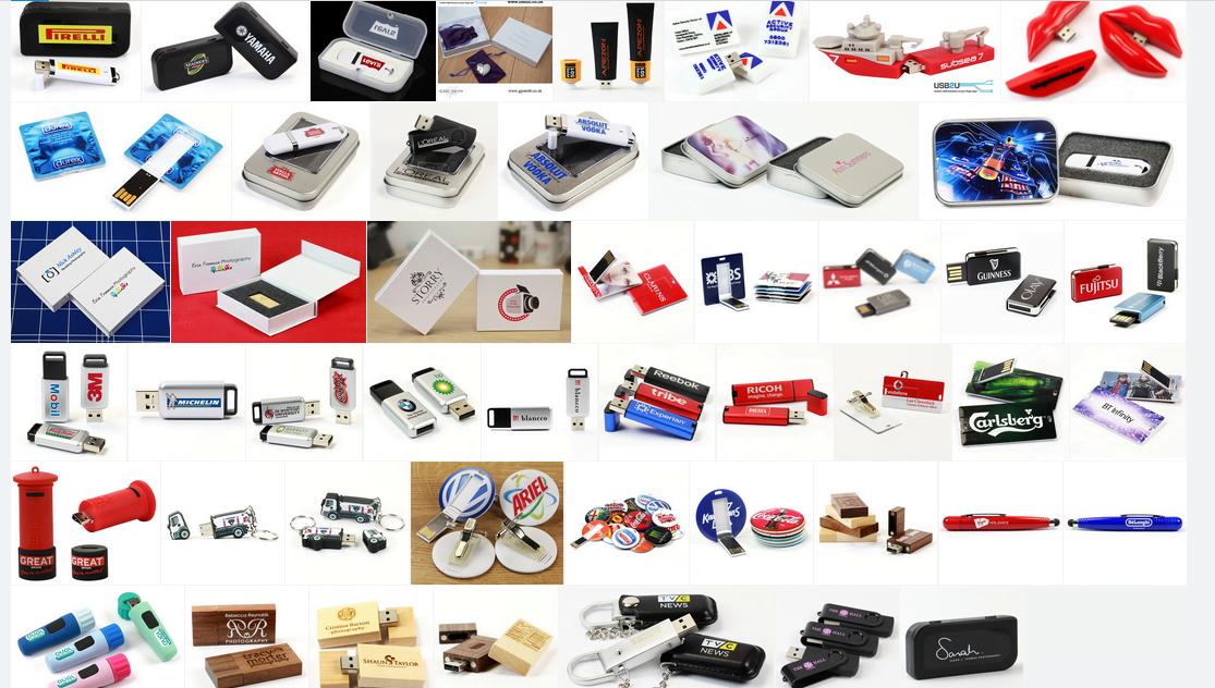 Các mẫu USB quà tặng