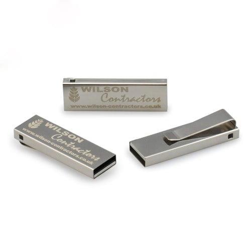 USB Kim loại kẹp túi 10