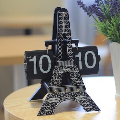 Đồng hồ Tháp Eiffel
