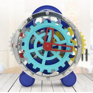 creative-fashion-art-desk-clocks-table-gear-clock-modern-design-muti-color-3