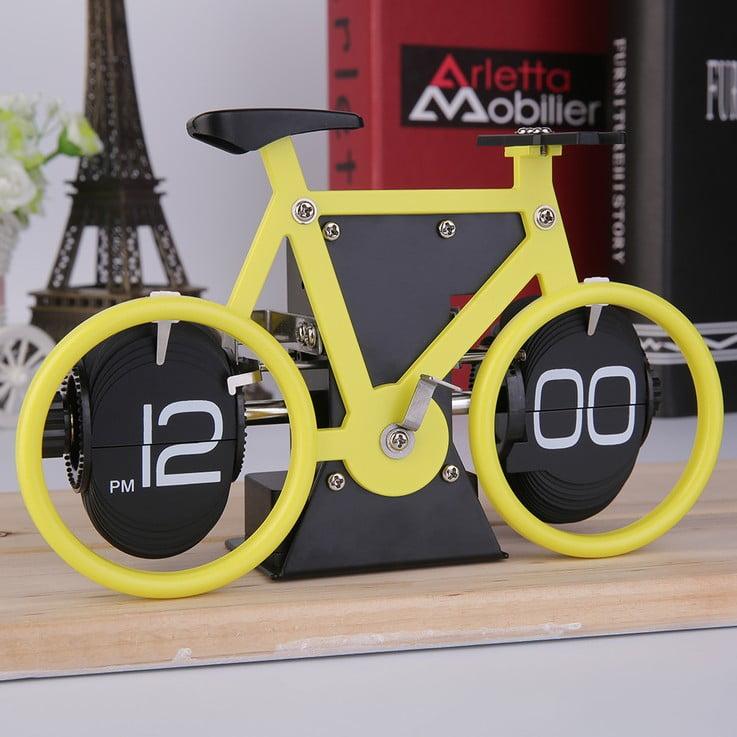 Đồng hồ hình xe đạp