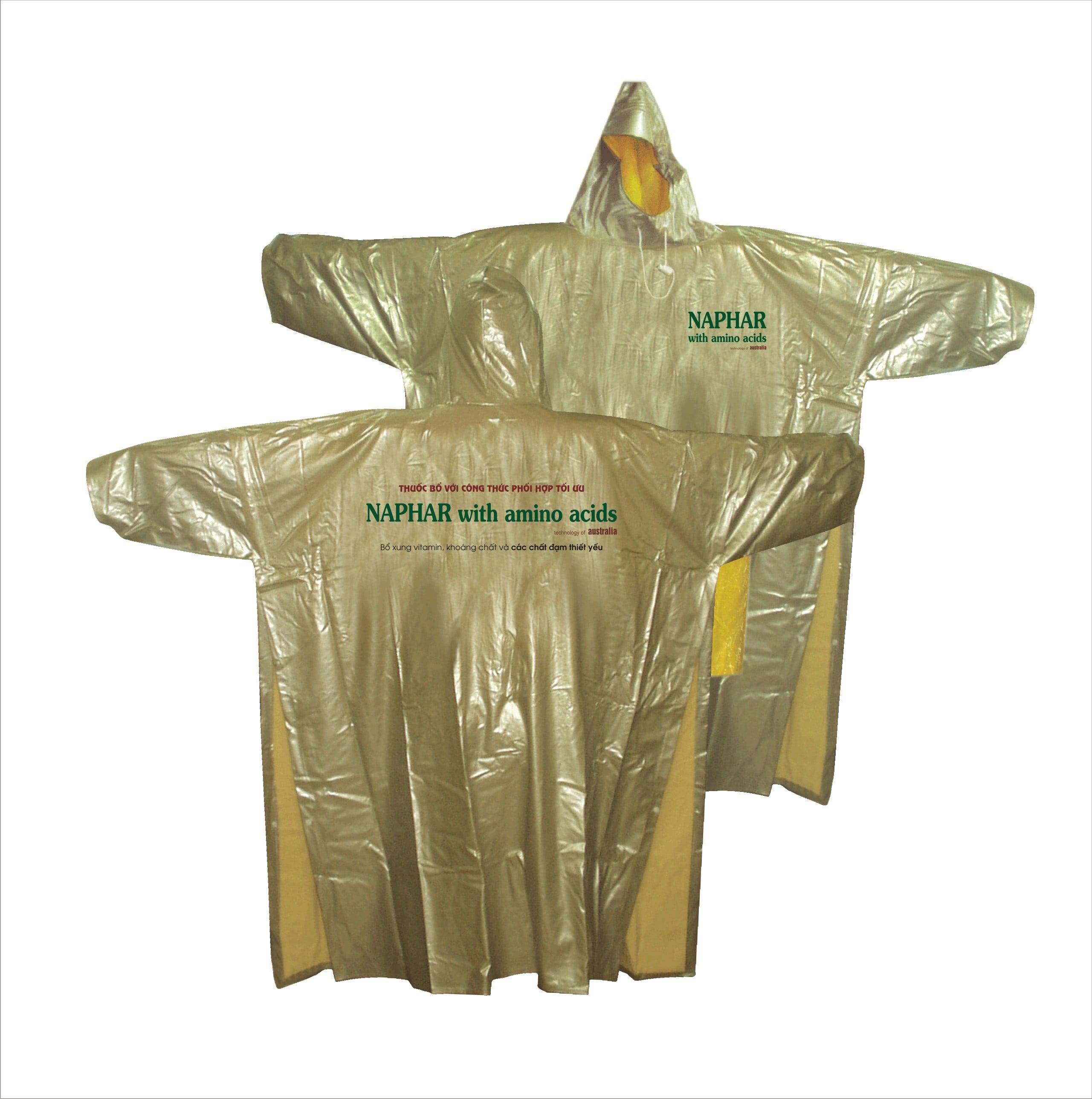 Áo mưa nhựa PVC 06