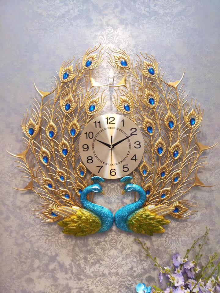 Đồng hồ chim công ĐH63