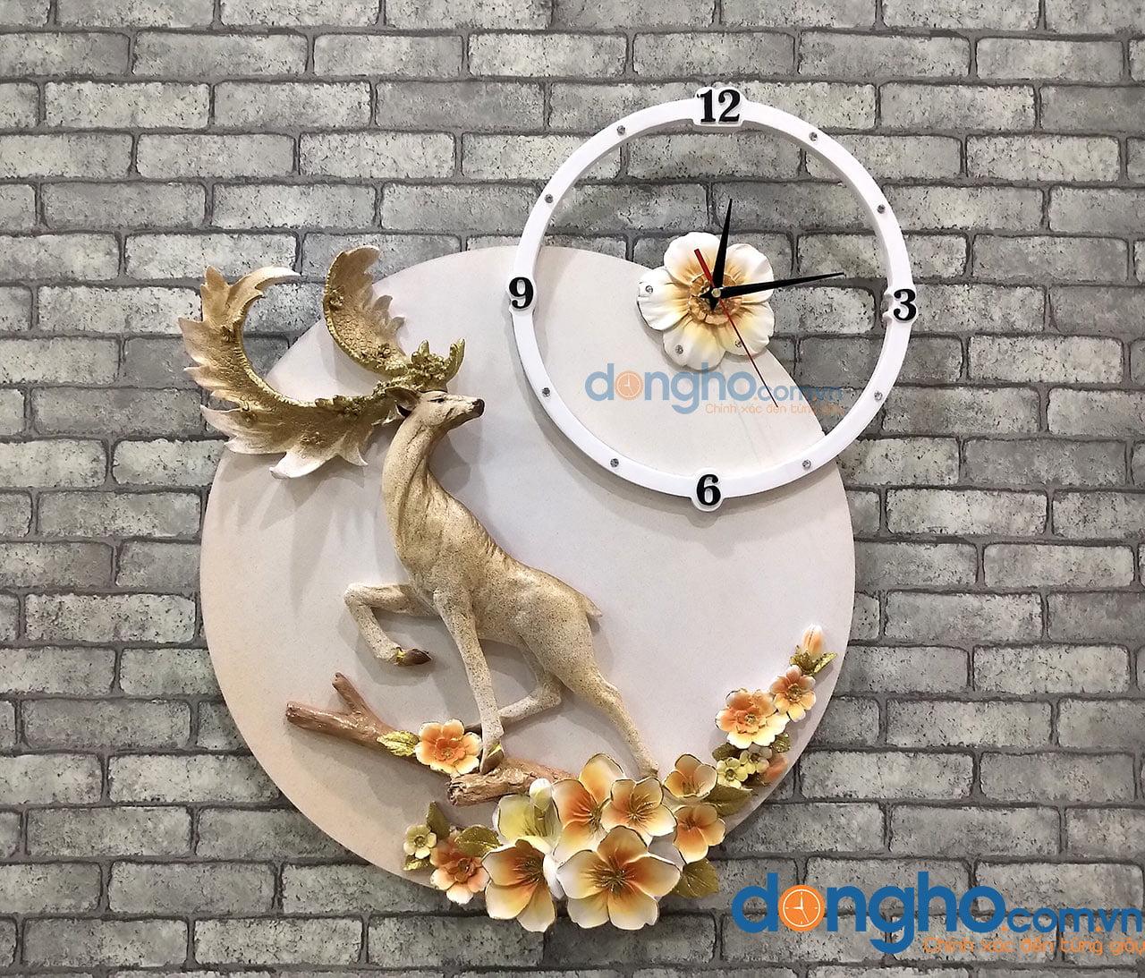 Đồng hồ Tuần lộc ĐH19