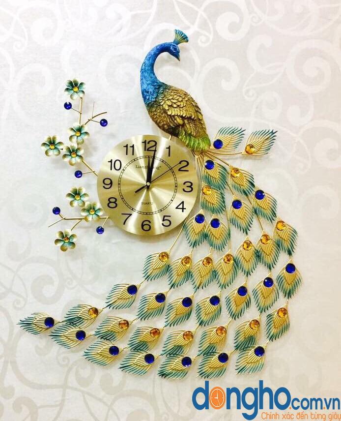 Đồng hồ treo tường ĐH68