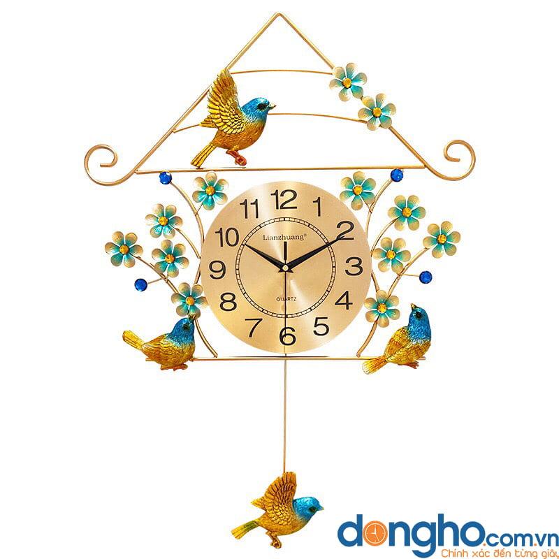 Đồng hồ én vàng ĐH32