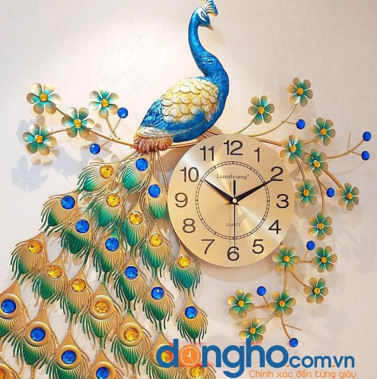 Đồng hồ chim công ĐH88