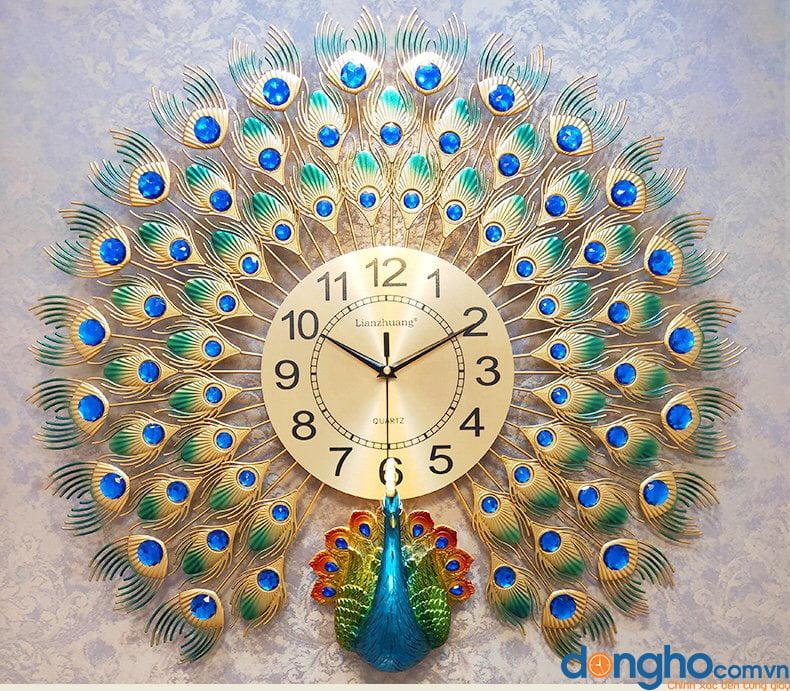 Đồng hồ chim công ĐH83
