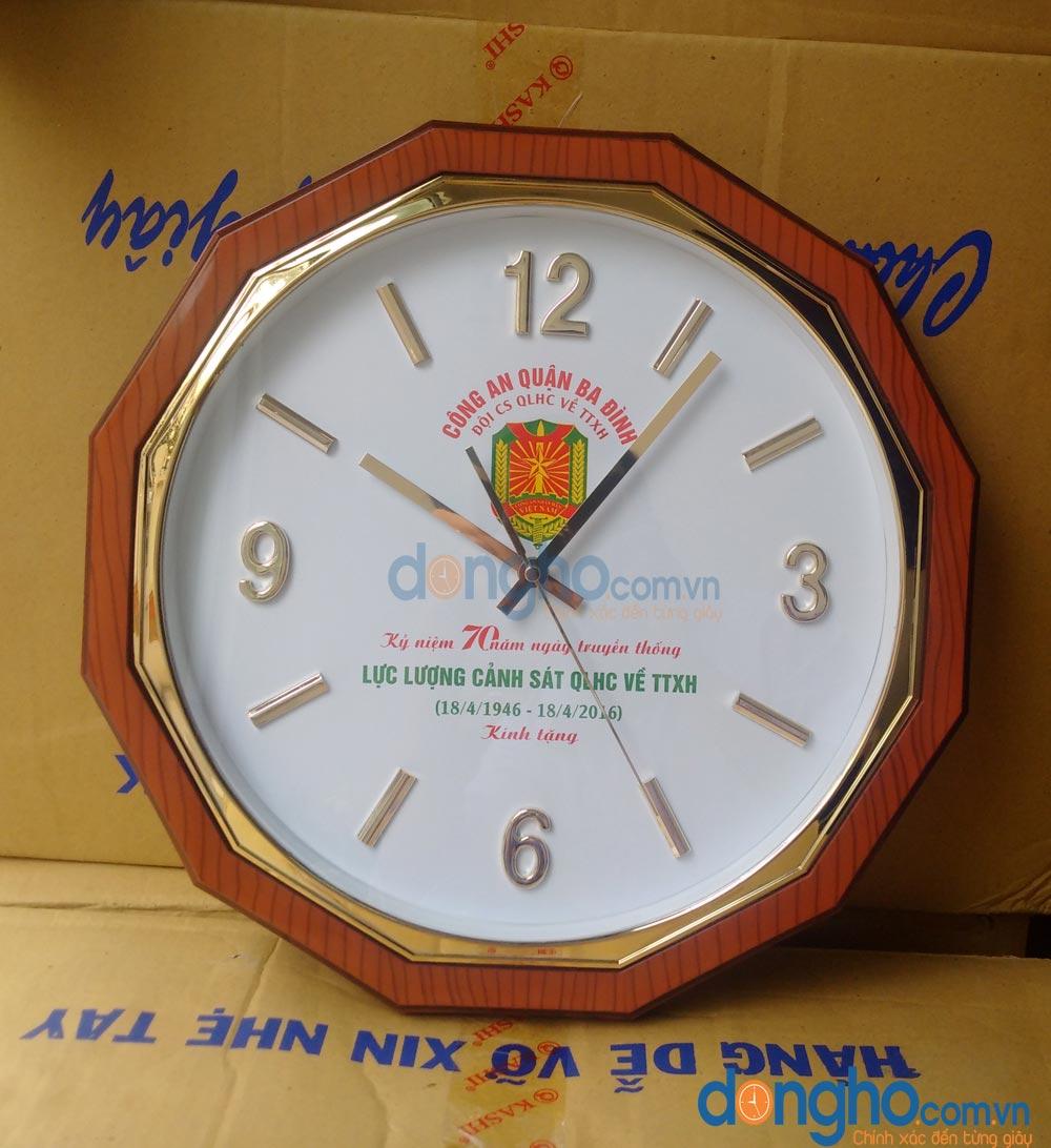 Đồng hồ treo tường K107