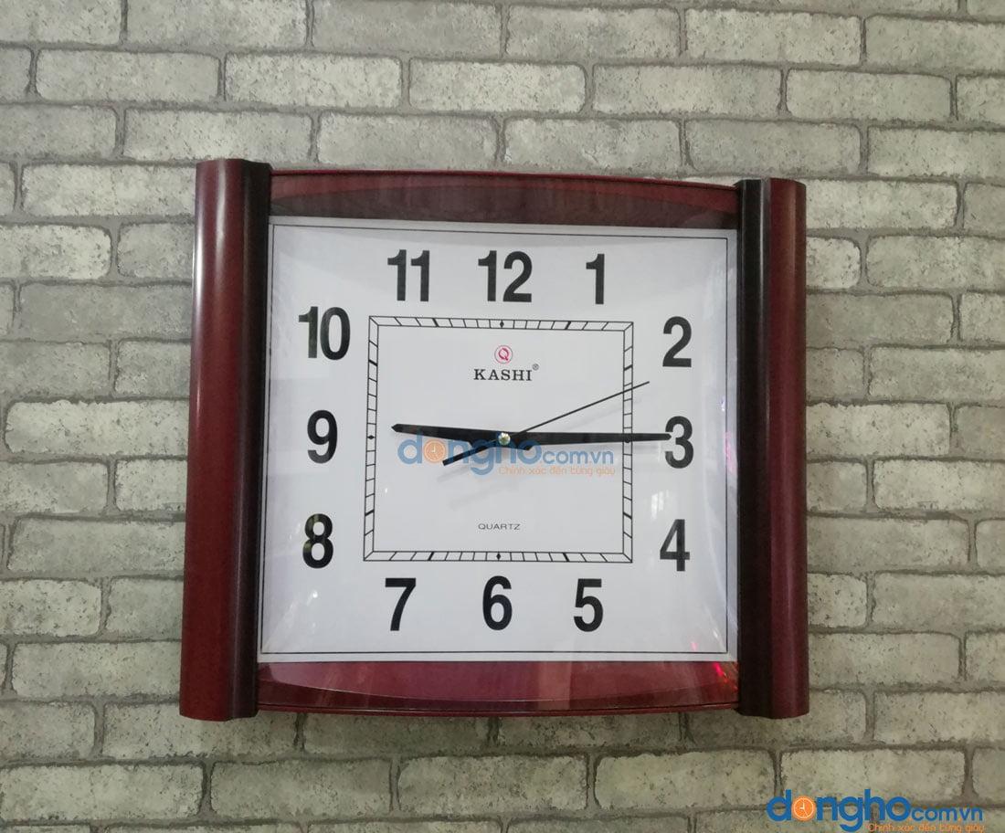Đồng hồ treo tường N37 nâu