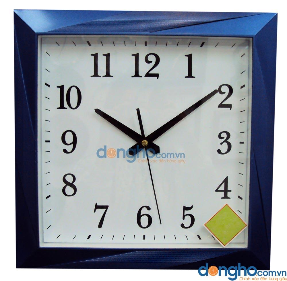 Đồng hồ treo tường N36 Blue