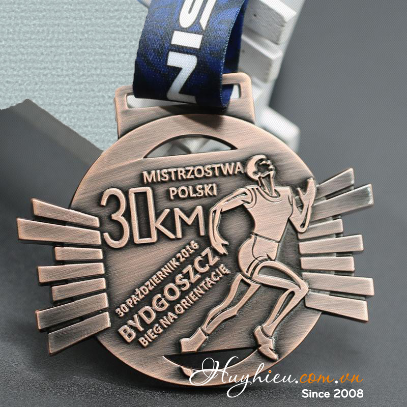Huy chương thể thao 09