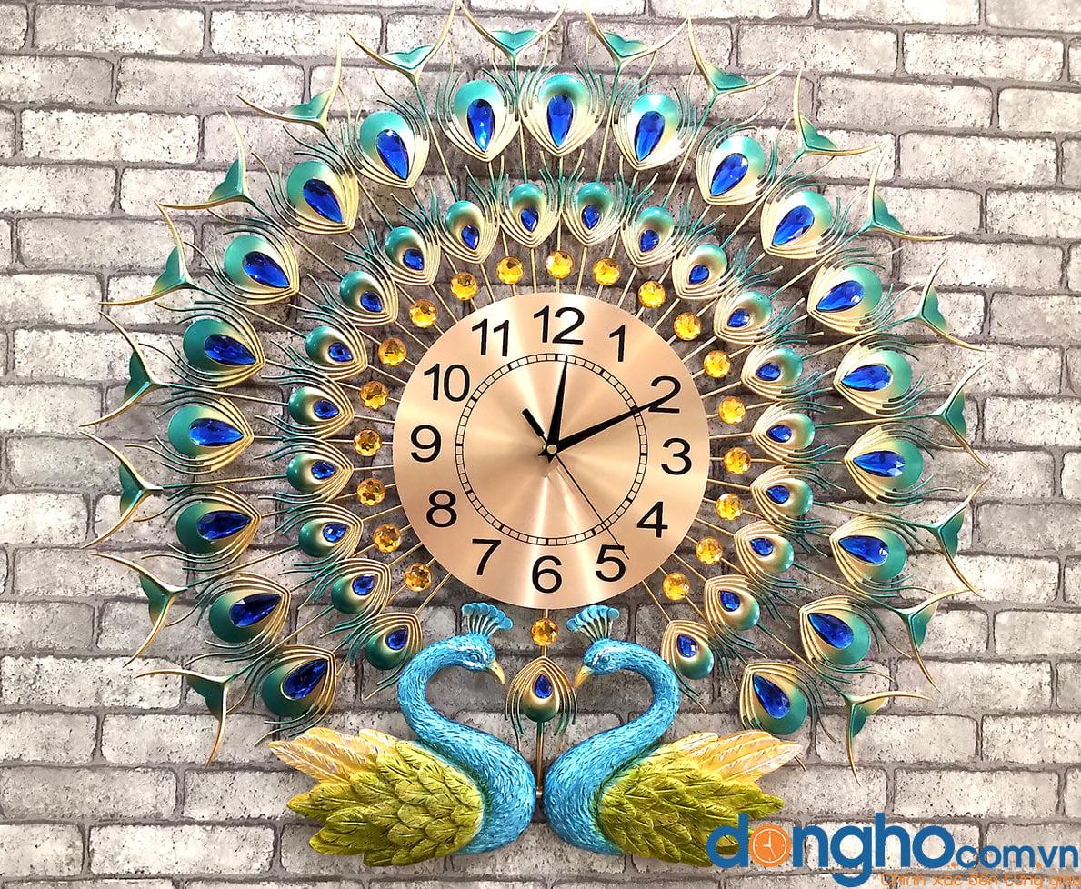 Đồng hồ trang trí ĐH28
