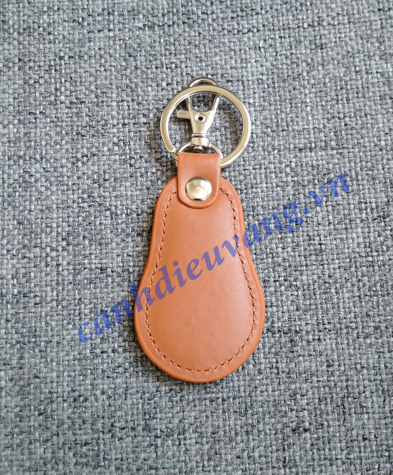 Móc chìa  khóa da 20