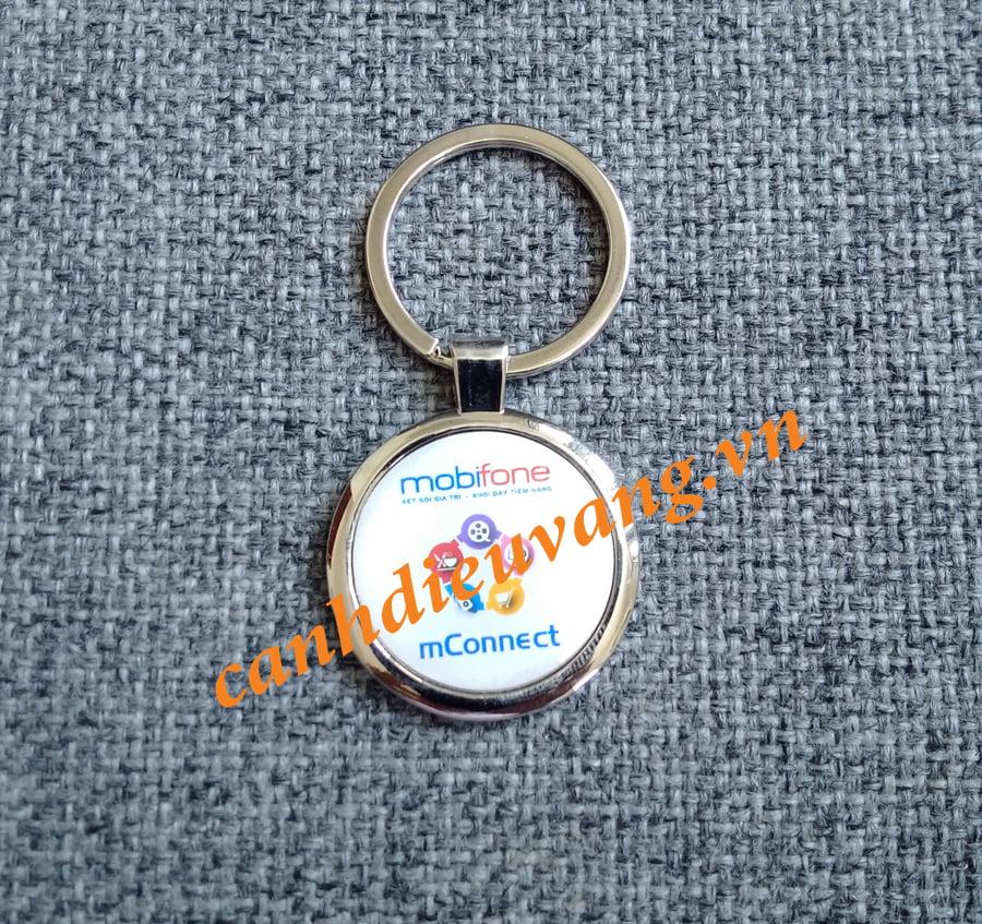 Móc chìa khóa kim loại 67