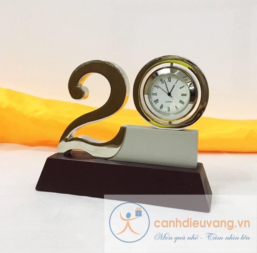 Số kỷ niệm 20 năm – 02