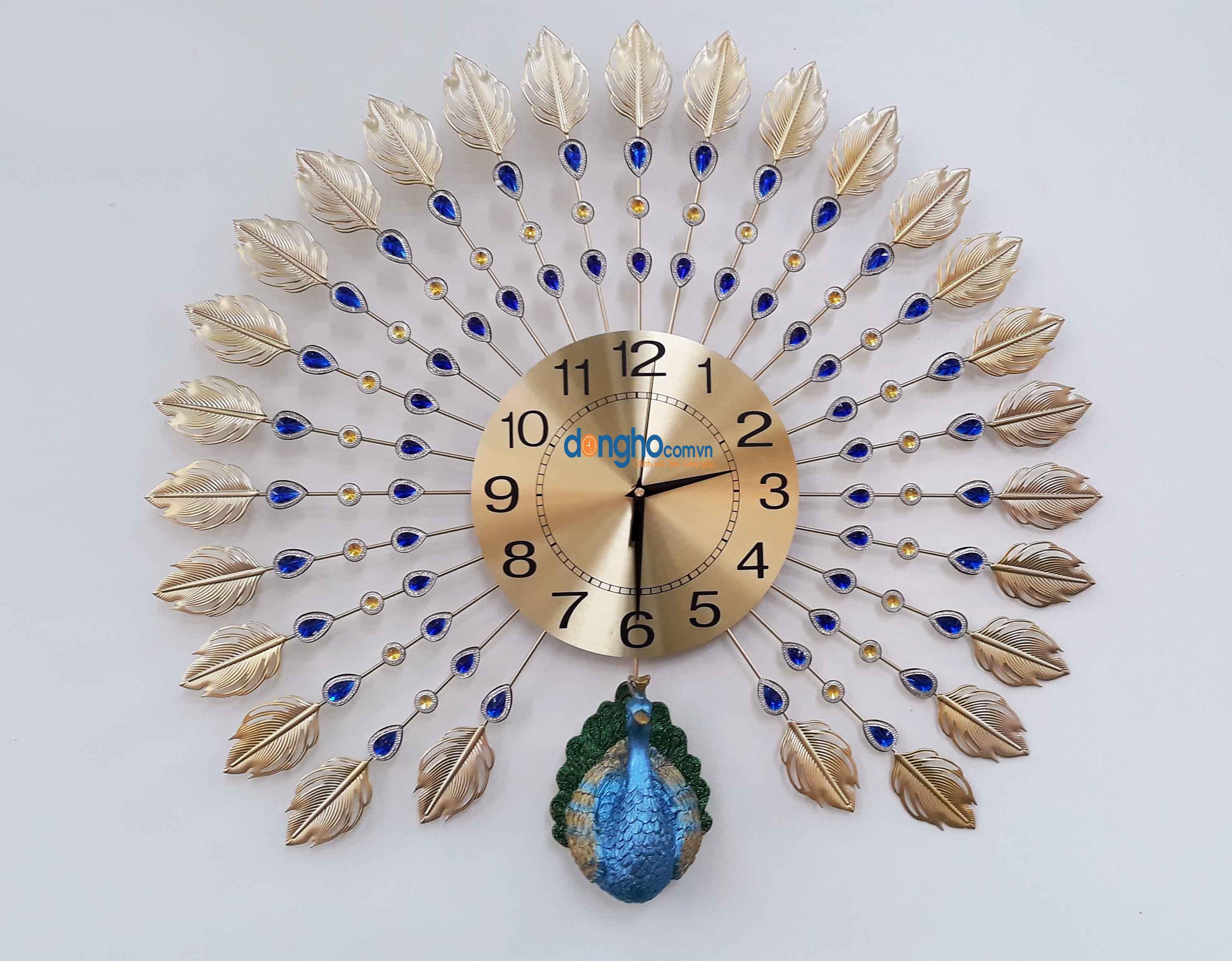 Đồng hồ chim công ĐH65