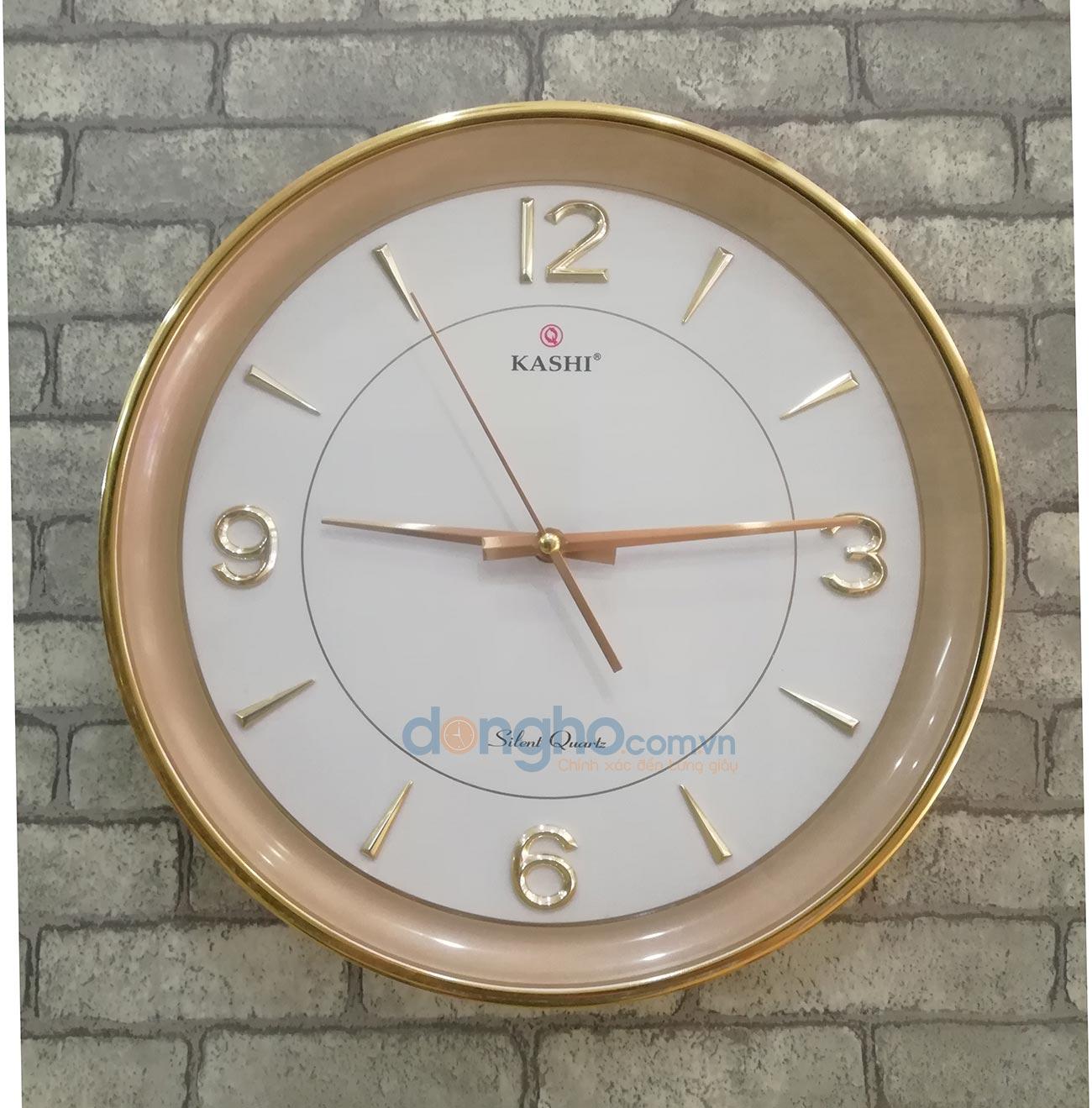 Đồng hồ treo tường K208