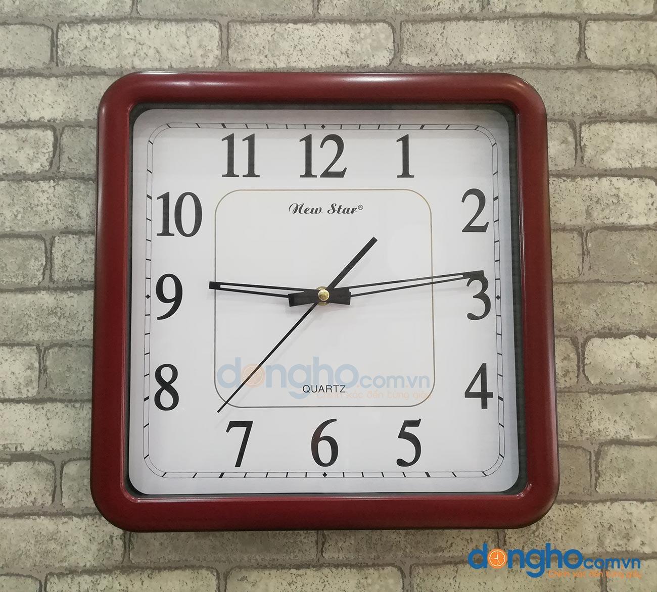 Đồng hồ treo tường N59
