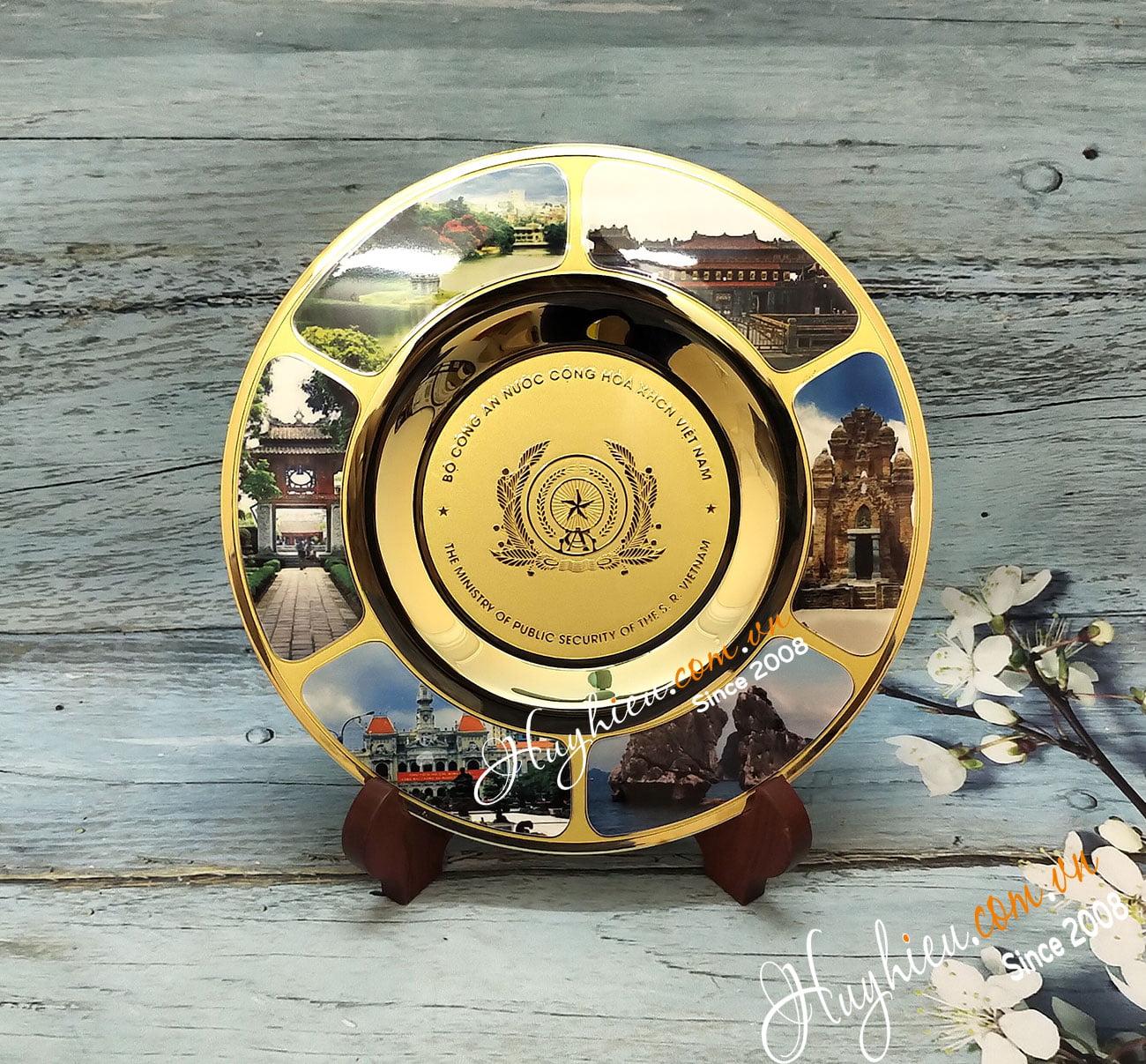 Kỷ niệm chương đĩa đồng 25