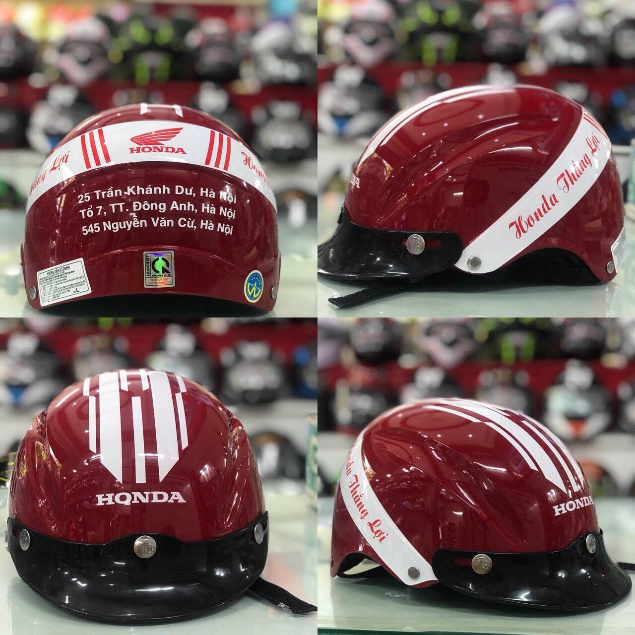 Mũ bảo hiểm 09