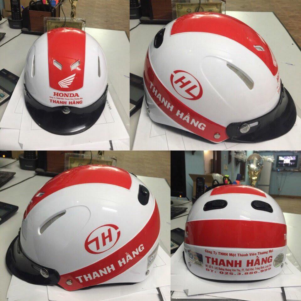 Mũ bảo hiểm 12