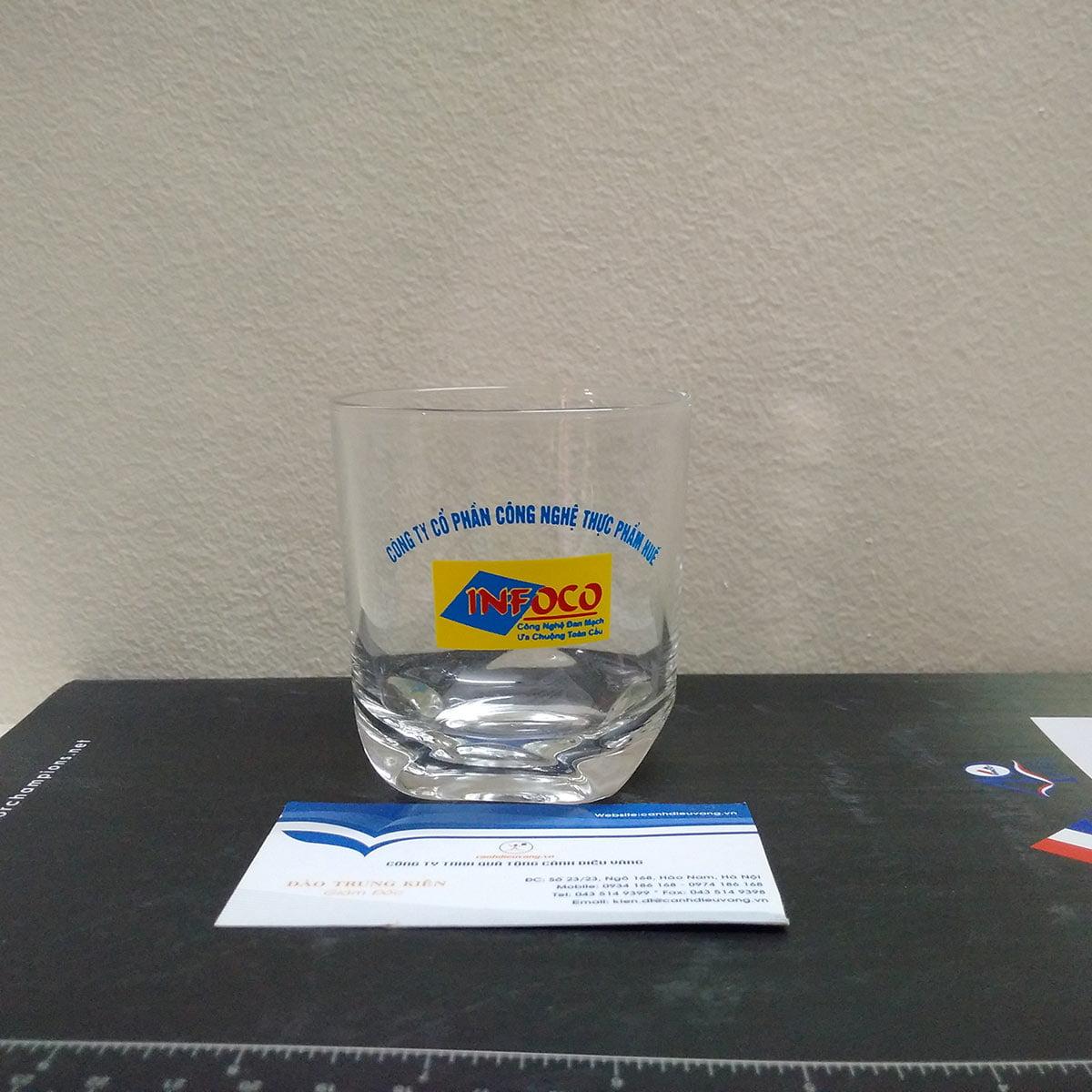 Cốc thủy tinh UG 36