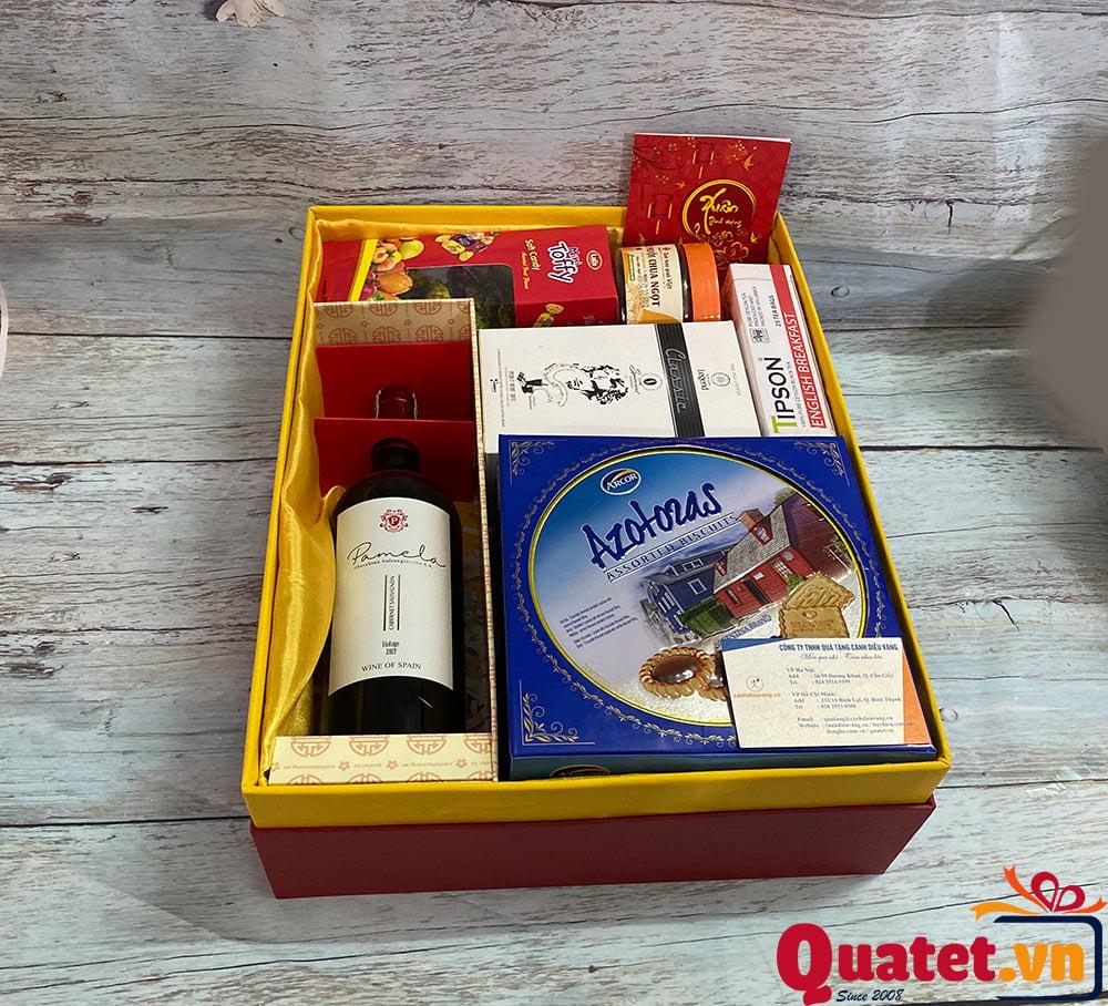 Hộp quà tết QT894