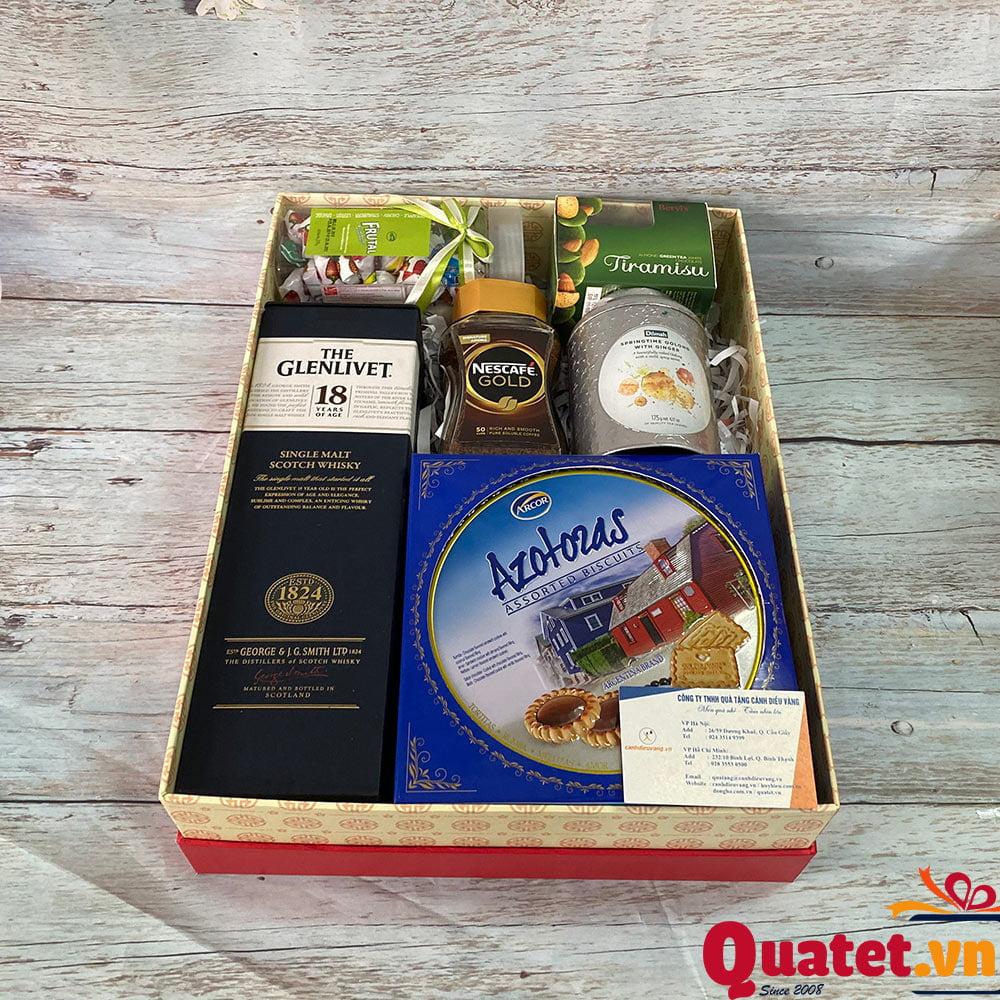 Hộp quà tết QT900