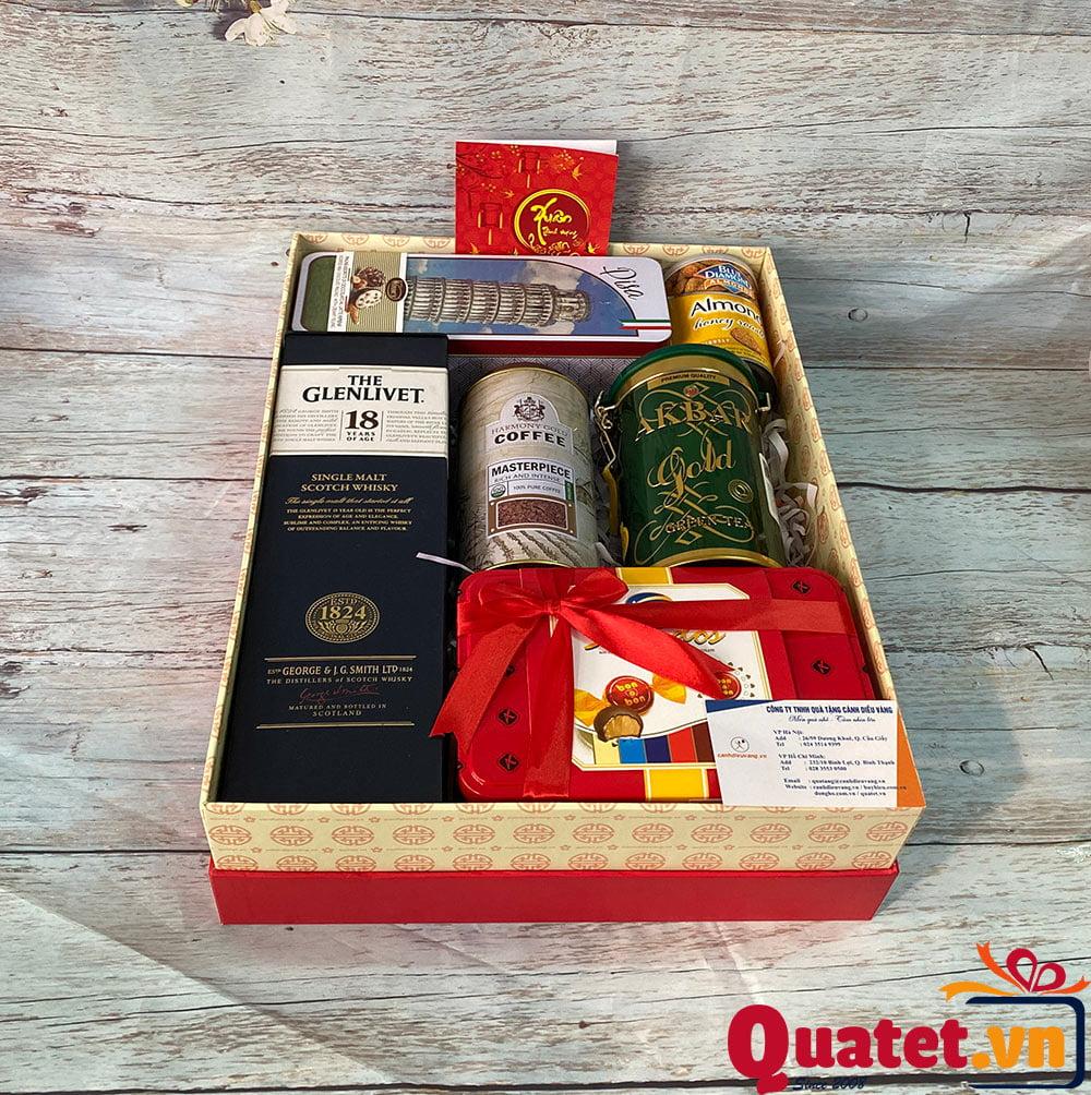 Hộp quà tết QT901