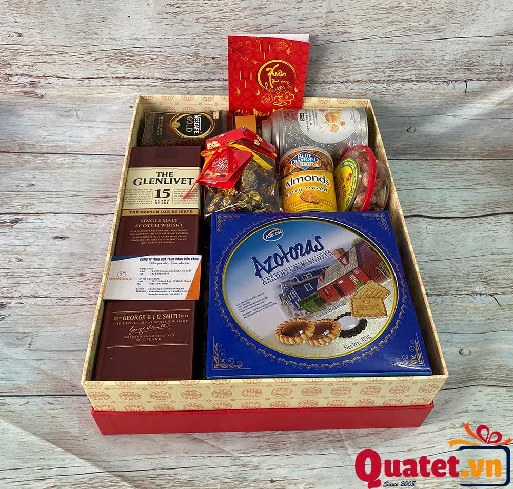 Hộp quà tết QT904
