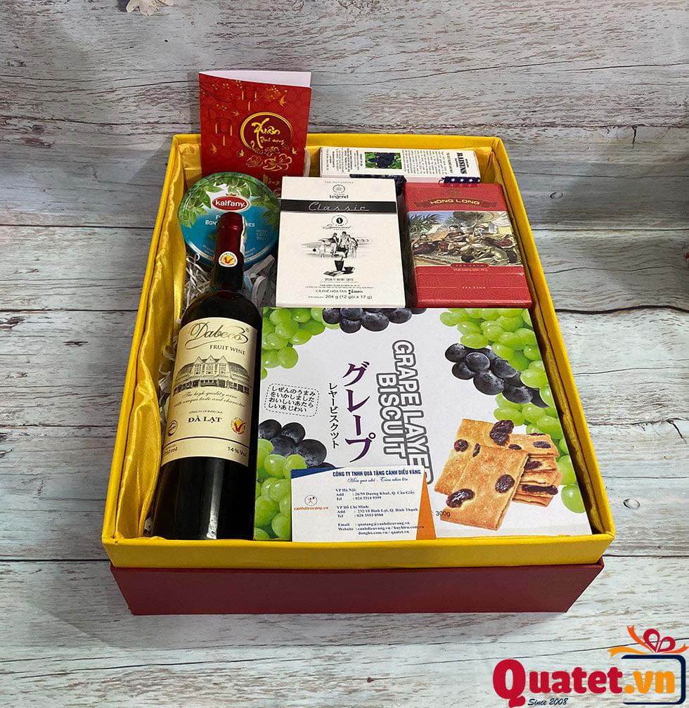 Giỏ quà tết QT951