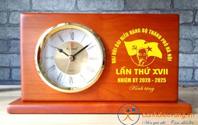 Đồng hồ để bàn ĐHĐ01