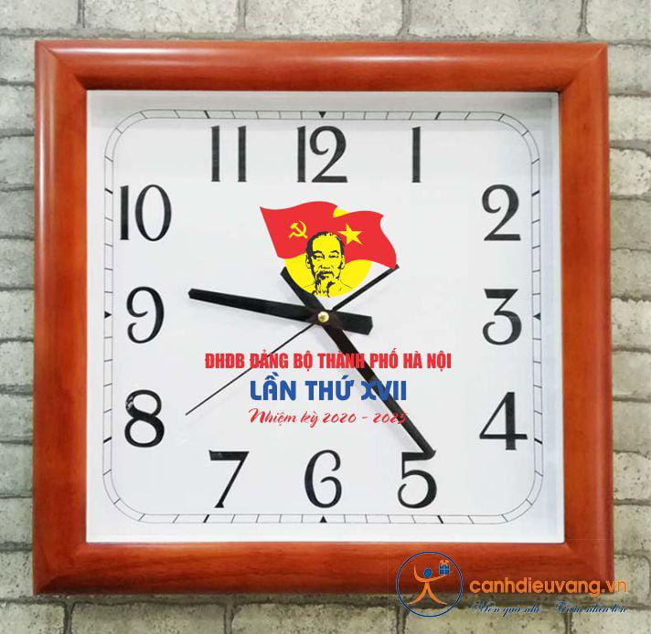 Đồng hồ treo tường ĐHĐ01