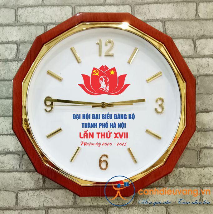Đồng hồ treo tường ĐHĐ02