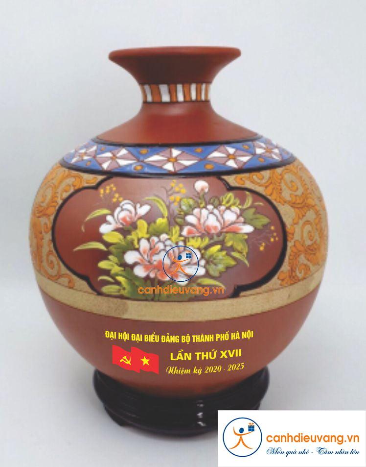 Lọ hoa gốm sứ ĐHĐ02