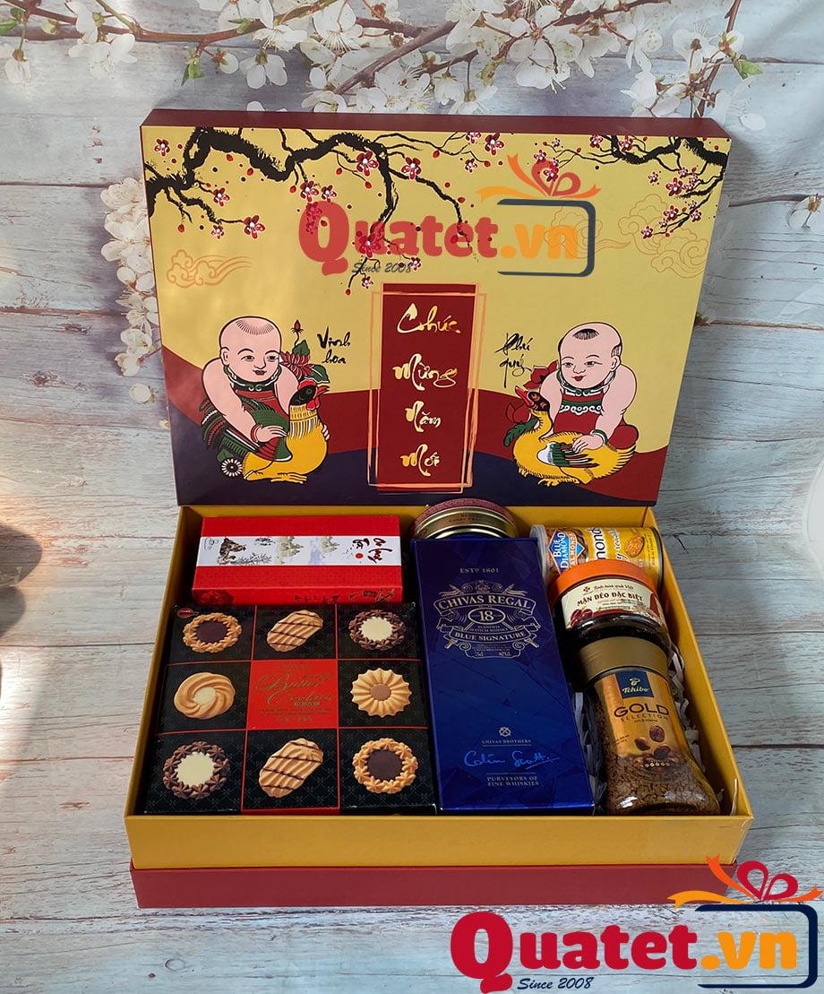 Hộp quà tết QT103
